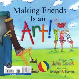 Kết Bạn Là Một Nghệ Thuật! - Song Ngữ của Julia Cook
