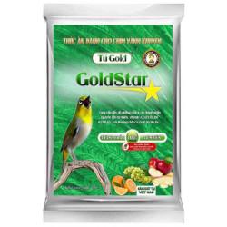 Cám chim Gold Star đỗ xanh số 2 - Líu 100 gram