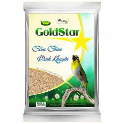 Combo 3 cám chim vành khuyên Gold Star - Dưỡng gói 200gram