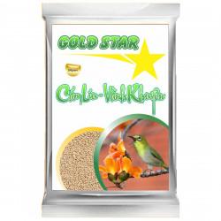 Combo 3 cám chim vành khuyên Gold Star - Líu gói 200gram