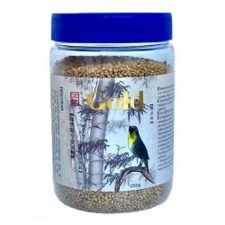 Cám chim vành khuyên Tú Gold Hộp Lắp xanh - Hộp 250 gram