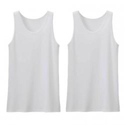 Bộ 2 áo ba lỗ nam cotton hiệu Uniqlo
