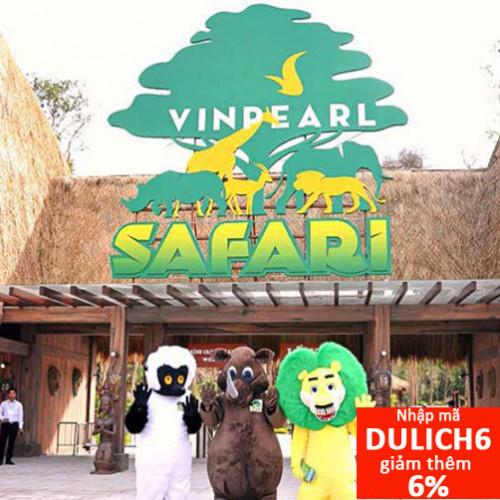 Voucher đặt phòng Deluxe Garden 2N1Đ + Ăn 03 Bữa + Vui Chơi tại Vinpearl Phú Quốc Resort 5*