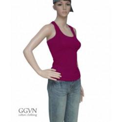 Áo tập yoga balo - tím đỏ