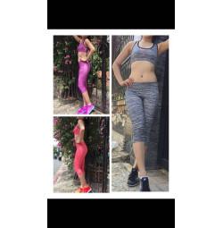 Bộ tập Nike xuất xịn màu hồng