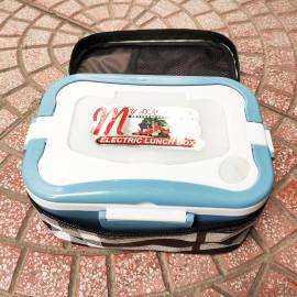 Hộp cơm hâm nóng ruột Inox 304 cắm điện Bennix Thái Lan BN-88I bảo hành 24 tháng kèm túi xách