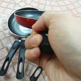 [SALE] Chảo nhôm chống dính đáy từ 20cm Elmich EL40020 chính hãng
