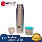 Bình giữ nhiệt Inox 304 Elmich K5 500ml chính hãng xuất xứ CH Séc, bảo hành 12 tháng
