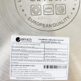 Chảo nhôm chống dính cao cấp đáy từ Full Induction Elmich Nero Premium 26cm EL-3773