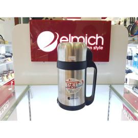 Phích giữ nhiệt đựng thức ăn Inox 18/10 dung tích 1L Elmich 6044 xuất xứ CH Séc - Bảo hành 12 tháng