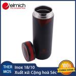 Bình giữ nhiệt Inox 304 Elmich Thermos 420ml EL-6304 hàng chính hãng