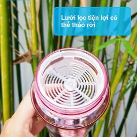 Bình Nước Nhựa Thể Thao Lovene - Dong Hwa (730ml) DHXL-1715