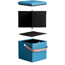 Hộp lưu trữ đồ gấp gọn đa năng thành ghế ngồi Mengni MNSND-277 tải trọng tới 50kg