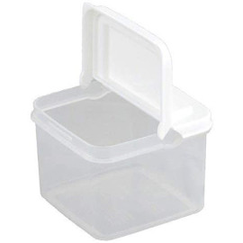Hộp nhựa đựng thực phẩm 430ml Sanada D-5726 hàng Nhật