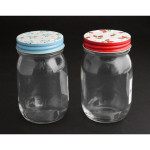 Lọ Thuỷ Tinh Nắp Vặn Nhật Bản Horikoshi Cook Bottle 450ml M-450N