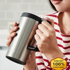 Ly giữ nhiệt pha Cà Phê Lock&Lock Coffee Filter Mug dung tích 580ml LHC4197SLV