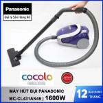 Máy hút bụi Panasonic PAHB-MC-CL431AN46 1600W sản xuất Malaysia - Hàng chính hãng, bảo hành 12 tháng