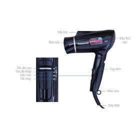 Máy sấy tóc gấp gọn Ionity Panasonic EH-NE20-K645 1800W sản xuất Thái Lan - Hàng bảo hành 12 tháng chính hãng