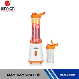 Máy xay sinh tố Elmich Smartcook BLS-3885 350W kèm 2 bình nhựa