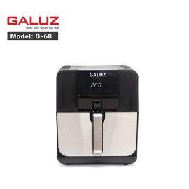 Nồi chiên không dầu điện tử 5.5L Galuz G-68 công suất 1700W bảo hành 18 tháng