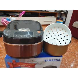 Nồi cơm điện từ 1.5L Lock&Lock EJR316BLK KM Samsung