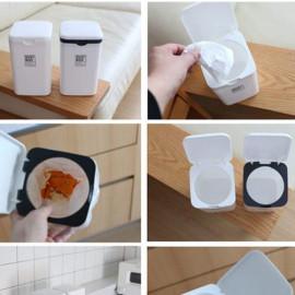 Thùng nhựa đựng rác mini Yamada Dust Box HC0994 Hàng Nhật