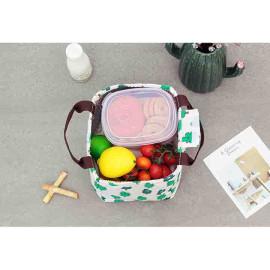 Túi đựng hộp cơm giữ nhiệt Mengni H636