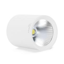 Đèn ống bơ chiếu rọi Kingled 7w vỏ trắng (OBR-7)