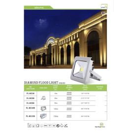Đèn LED pha Kingled FL-KC10 tiết kiệm điện 10w hàng chính hãng, bảo hành 24 tháng