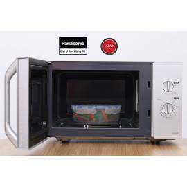 Lò vi sóng Panasonic NN-SM33HMYUE dung tích 25 lít công suất 800W chính hãng, bảo hành 12 tháng
