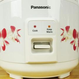 Nồi cơm điện Panasonic SR-MVN107HRA dung tích 1 Lít sản xuất tại Malaysia, bảo hành 12 tháng