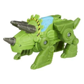 Robot Transformers Playskool Heroes Rescue Bots Boulder the Rescue Dinobot (Box)
