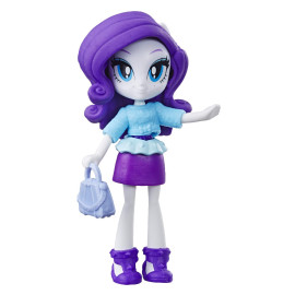 Búp bê My Little Pony Minis Modne cô gái Equestria - Rarity (Box)
