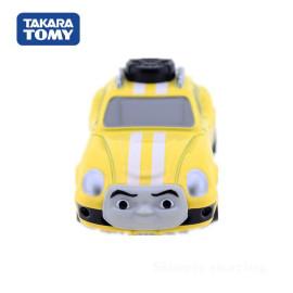 Xe mô hình đồ chơi Tomica Disney Gullane Thomas 43 Yellow (No Box)