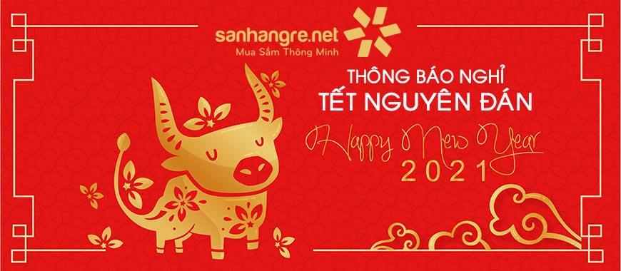 Thông báo lịch nghỉ Tết Nguyên Đán - Tân Sửu 2021