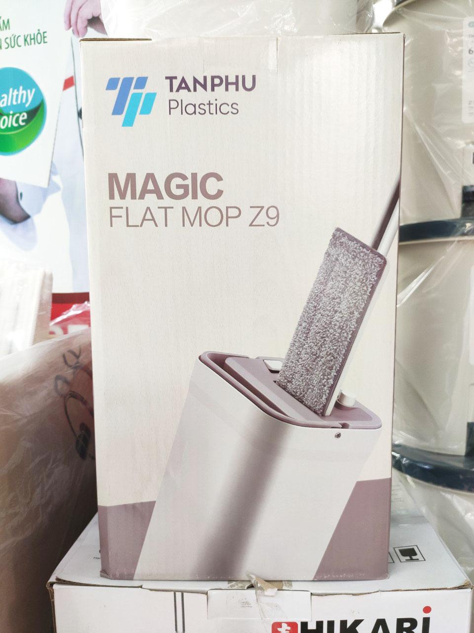 Bộ cây lau nhà tự vắt thông minh Inochi MOP-Z9