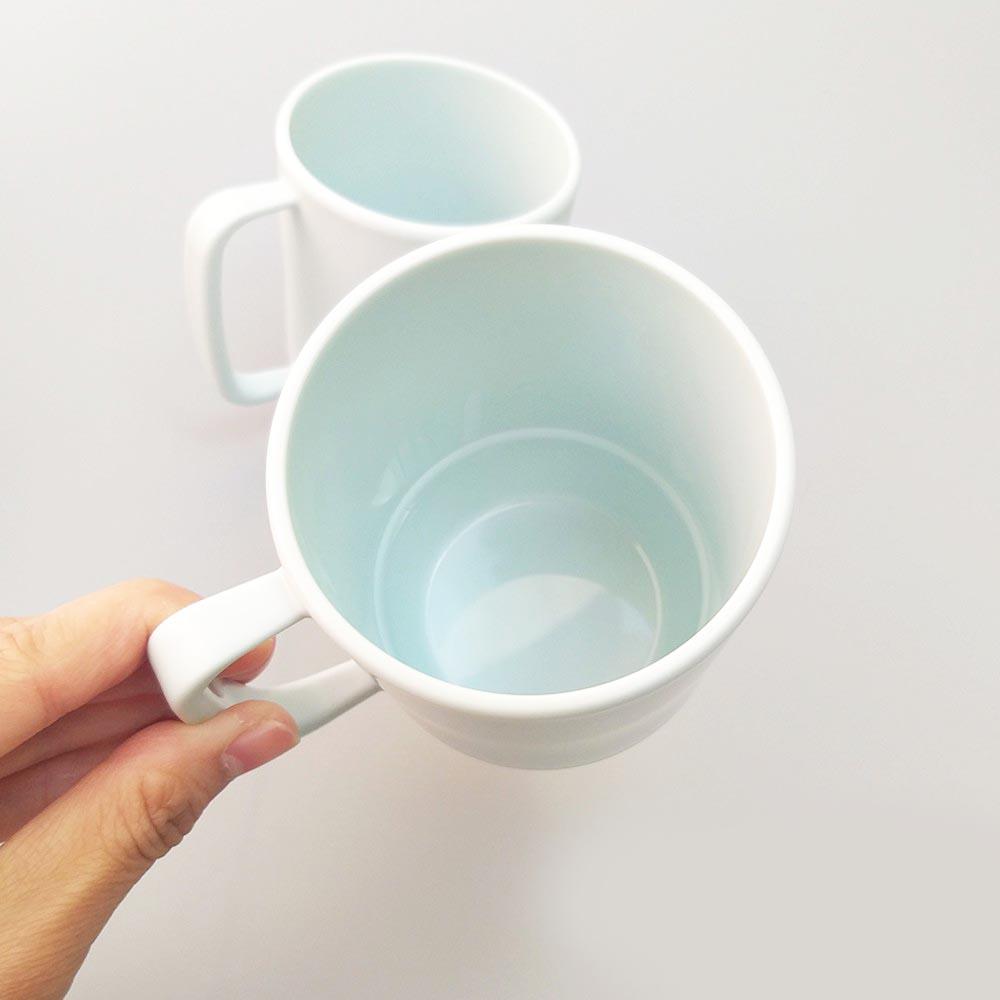 Set 2 cốc cao uống nước trẻ em Inochi Amori dung tích 350ml