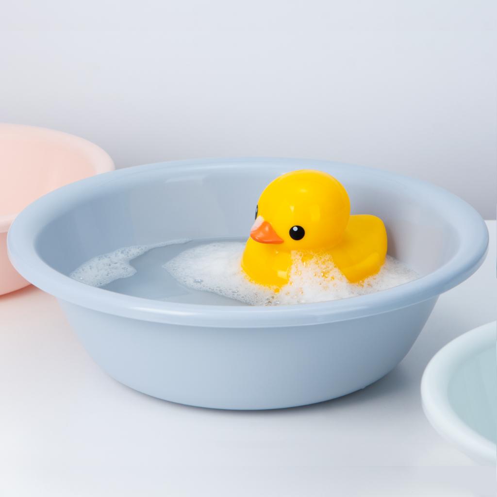 Thau nhựa rửa mặt cho bé Inochi Notoro 32cm xuất Nhật