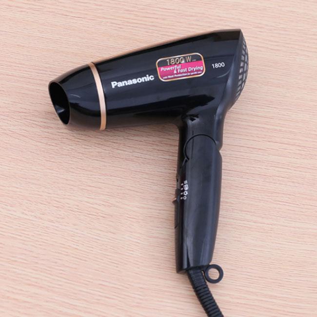 Máy sấy tóc gấp gọn Panasonic 1800W PAST-EH-ND30-K645 Made in Thailand - Bảo hành 12 tháng