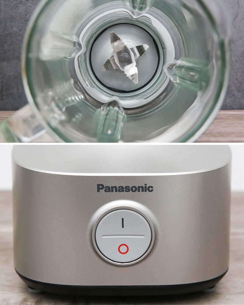 Máy xay sinh tố Panasonic MX-M200WRA công suất 450W sản xuất Malaysia - Hàng chính hãng, bảo hành 12 tháng
