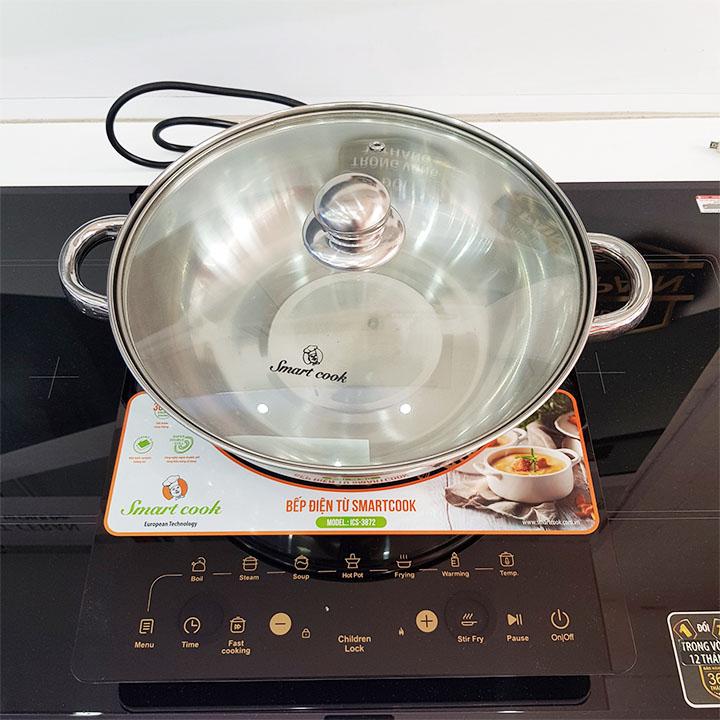 Bếp từ Cảm ứng Elmich Smartcook ICS-3872
