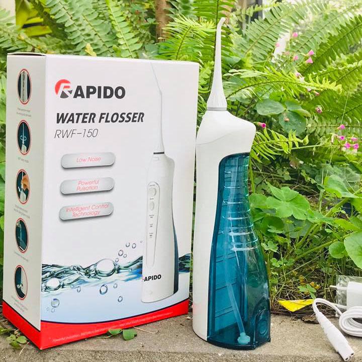 Tăm nước cầm tay Rapido RWF150 Hàng chính hãng