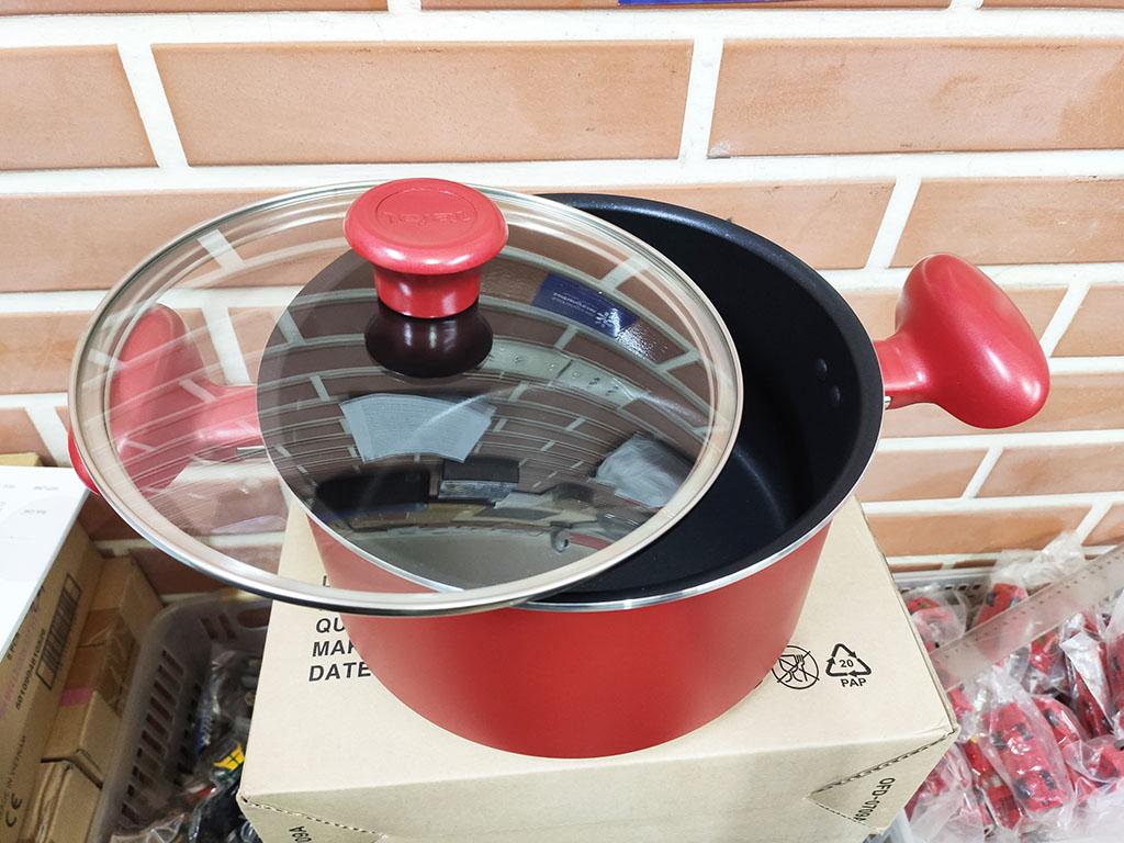 Nồi chống dính Tefal So Chef G1354595 đường kính 22cm đáy từ