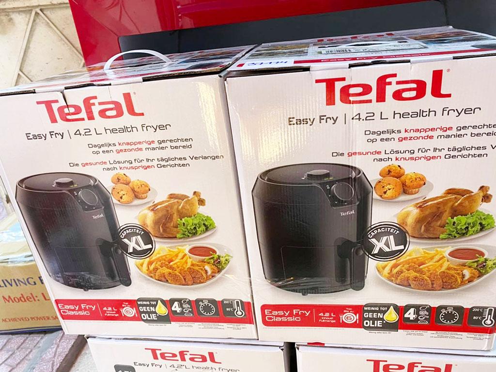 Nồi chiên không dầu Tefal EY2018 dung tích 4.2 lít nhập khẩu Pháp