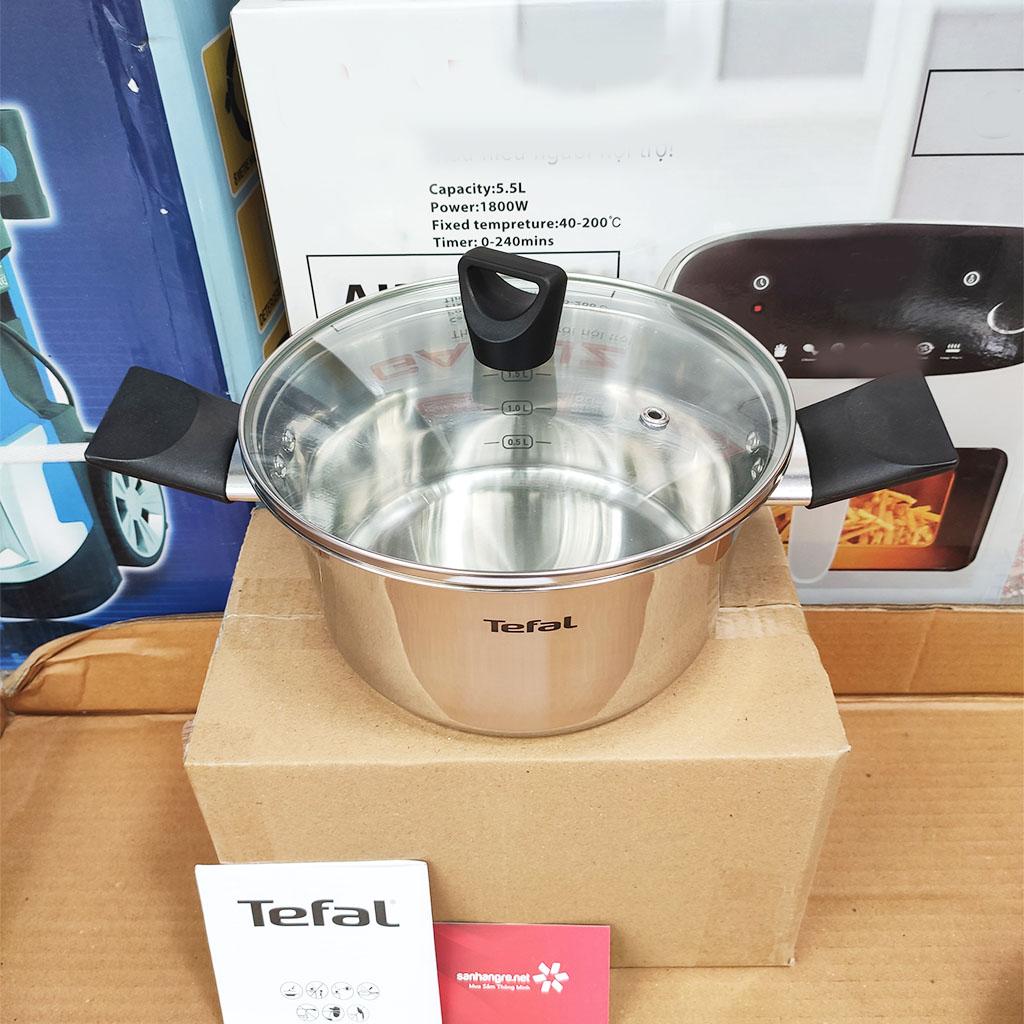 Nồi Inox 304 đường kính 20cm Tefal Simpleo B9054495