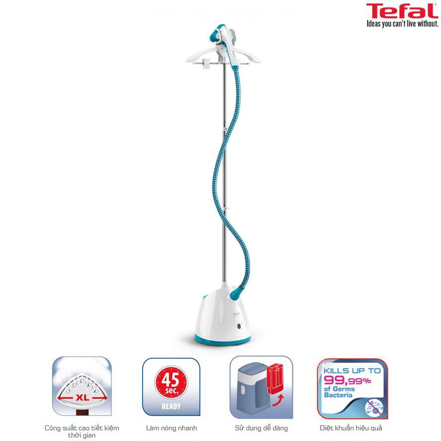 Bàn ủi hơi nước đứng Tefal IT2460E0 công suất 1800W