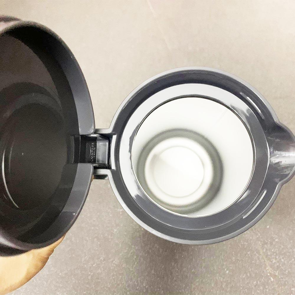 Bình đựng nước Inox 304 Lock&Lock có quai cầm 1.4 lít LHC7002SLV