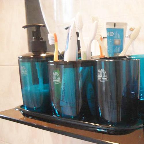 Bộ Phòng Tắm Cao Cấp Lock&Lock Sappho Clara LBW130GS