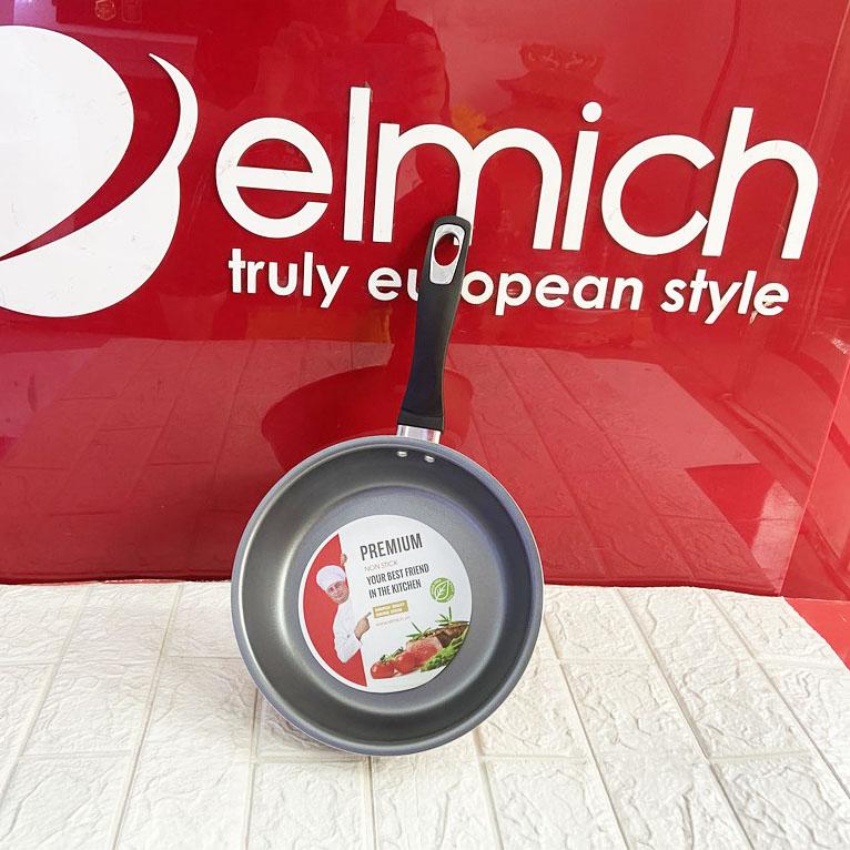 Chảo nhôm chống dính đáy từ Elmich EL-3830 đường kính 20cm