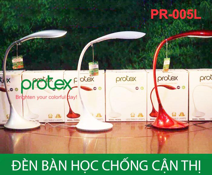 Đèn bàn học sinh cao cấp Led chống cận thị Protex PR-005L